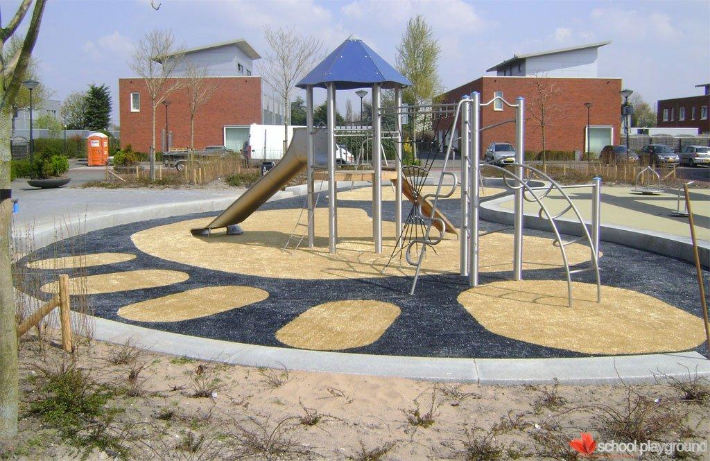 Playground Design | School Playground - 186.3KB