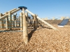 playground wood chippings