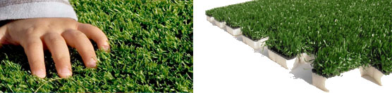 rubber tile playmays and artificial grass playmats the school