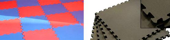 rubber tiles playmat